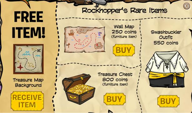 rockhopper-items
